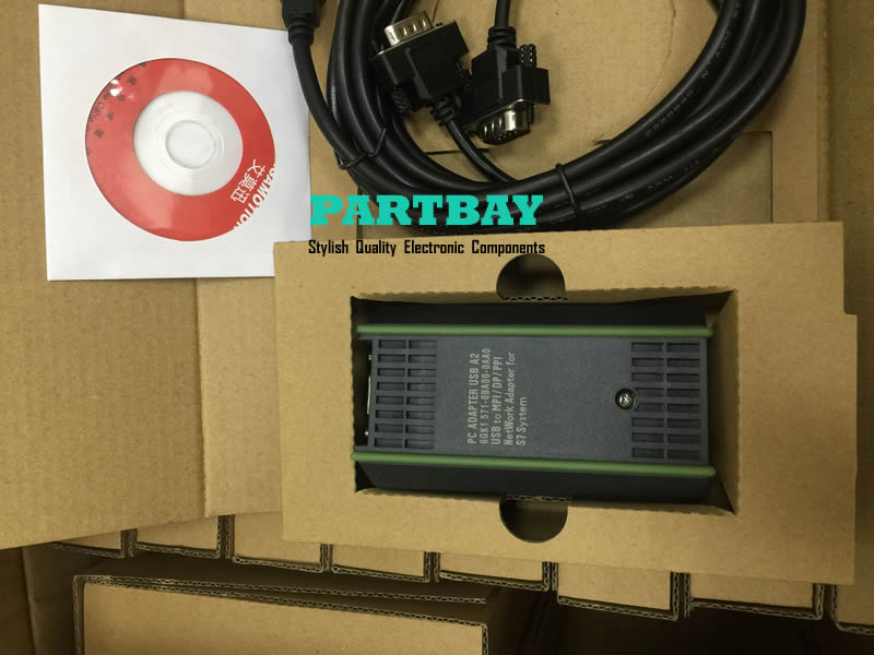 Siemens PLC programming cable 6GK1571-0BA00-0AA0